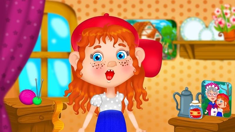 Червона Шапочка - Дитячі Пісні Українською - З Любов'ю до Дітей