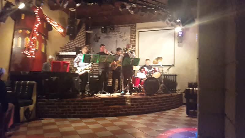09.10.2016 VELIKY NOVGOROD JAZZ BAND LIVE CONCERT