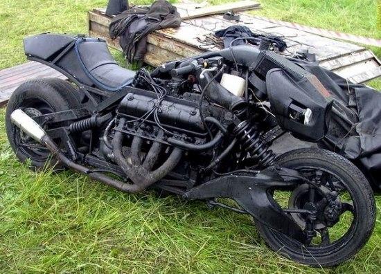 своими руками, мотоцикл