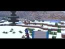 БОРЬБА - Майнкрафт Клип Анимация (На Русском) - The Struggle Minecraft Song Animation