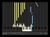 T9 - Вдох выдох piano Synthesia