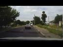 Воронеж Момент ДТП, сегодня сбили пьяного пешехода на улице Краснознаменная 1