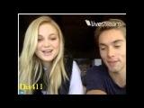Olivia Holt & Austin North's Live Chat September 27, 2014 Part 1
