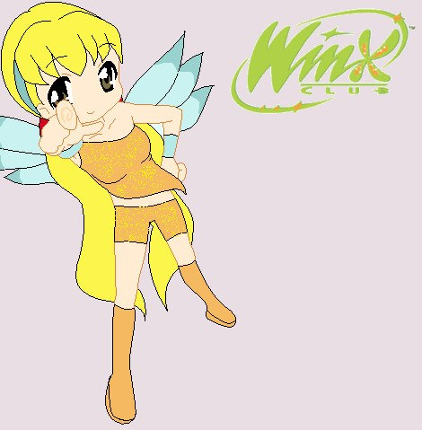 "Журнал ""WINX - Welcome to Anime world"" выпуск 8"