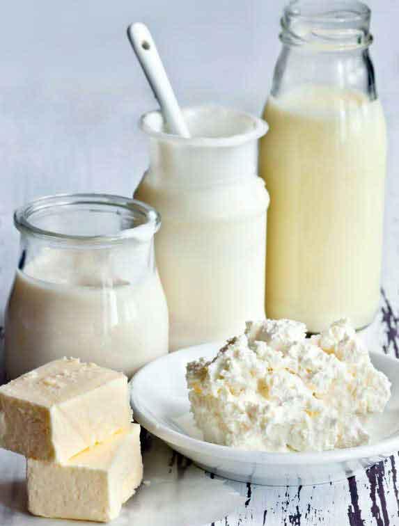 Молочные продукты могут вызвать расстройство пищеварения у людей с непереносимостью лактозы