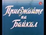 Интересный и очень смешной фильм - Приезжайте на Байкал