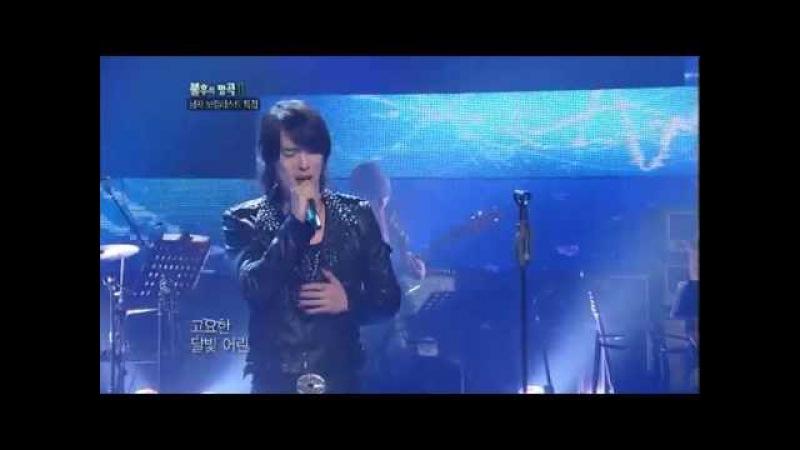 [HIT]불후의명곡2(Immortal Songs 2)-이혁(Norazo) 신라의달밤(男보컬리스트특집 최종우승)20110723 KBS