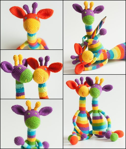 крючок 1,7. жирафа