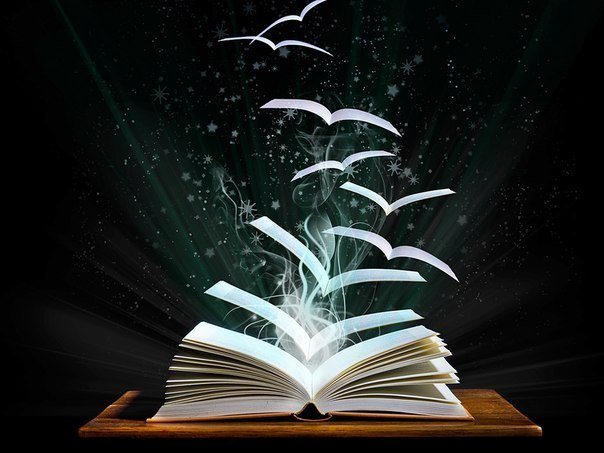 Книги способны унести тебя в далёкие страны, заставить смеяться или плакать. Они могут поведать о мирах, в которых вы никогда бы не очутились в реальности. Книги прекрасны.  Линси Сэндс