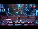 Lali Esposito - 100 Grados _u0026 Sin Querer Queriendo (Rojo TVN)