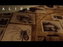 Alien Covenant The Secrets of David's Lab The Ovomorph and the Facehugger 20th Century FOX