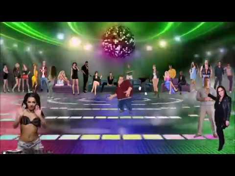 Лучшие хиты дискотек луна луна DJ VALALEX RMX YouTube Opera Пн 30 04 18 7 30 09