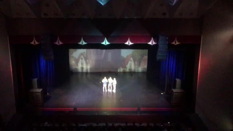 Отчетный концерт, Май 2018 Миньоны
