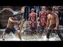Pantera Negra ( T Chala) vs Killmonger - Luta pelo Trono - Dublado.