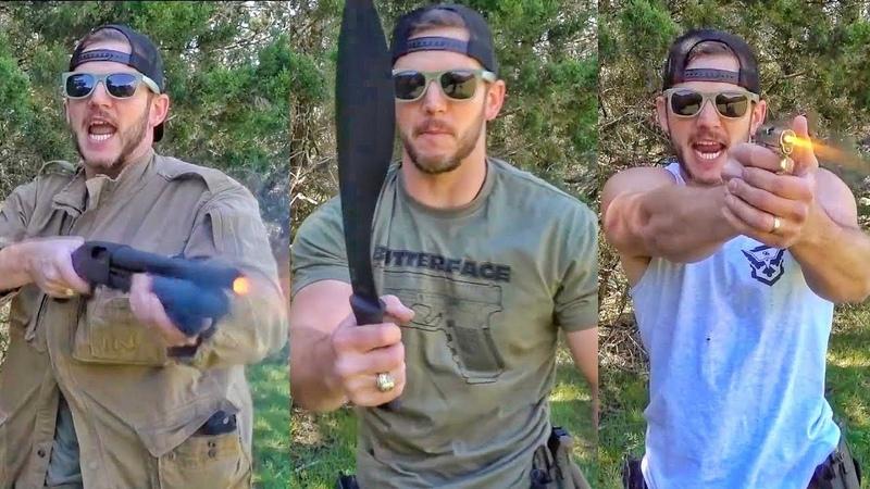 Скрытое ношение оружия от Мэтта с ранчо! | Разрушительное ранчо | Перевод Zёбры