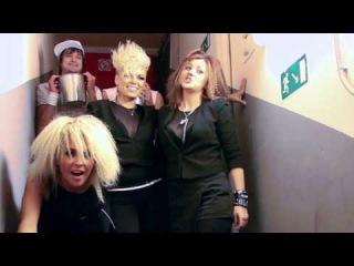 ALS Ice Bucket Challenge - ROCK'N'GIRLS (Russia)