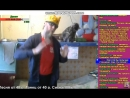 Грибабас танцует под Stavros Livykos - Skase, Skase