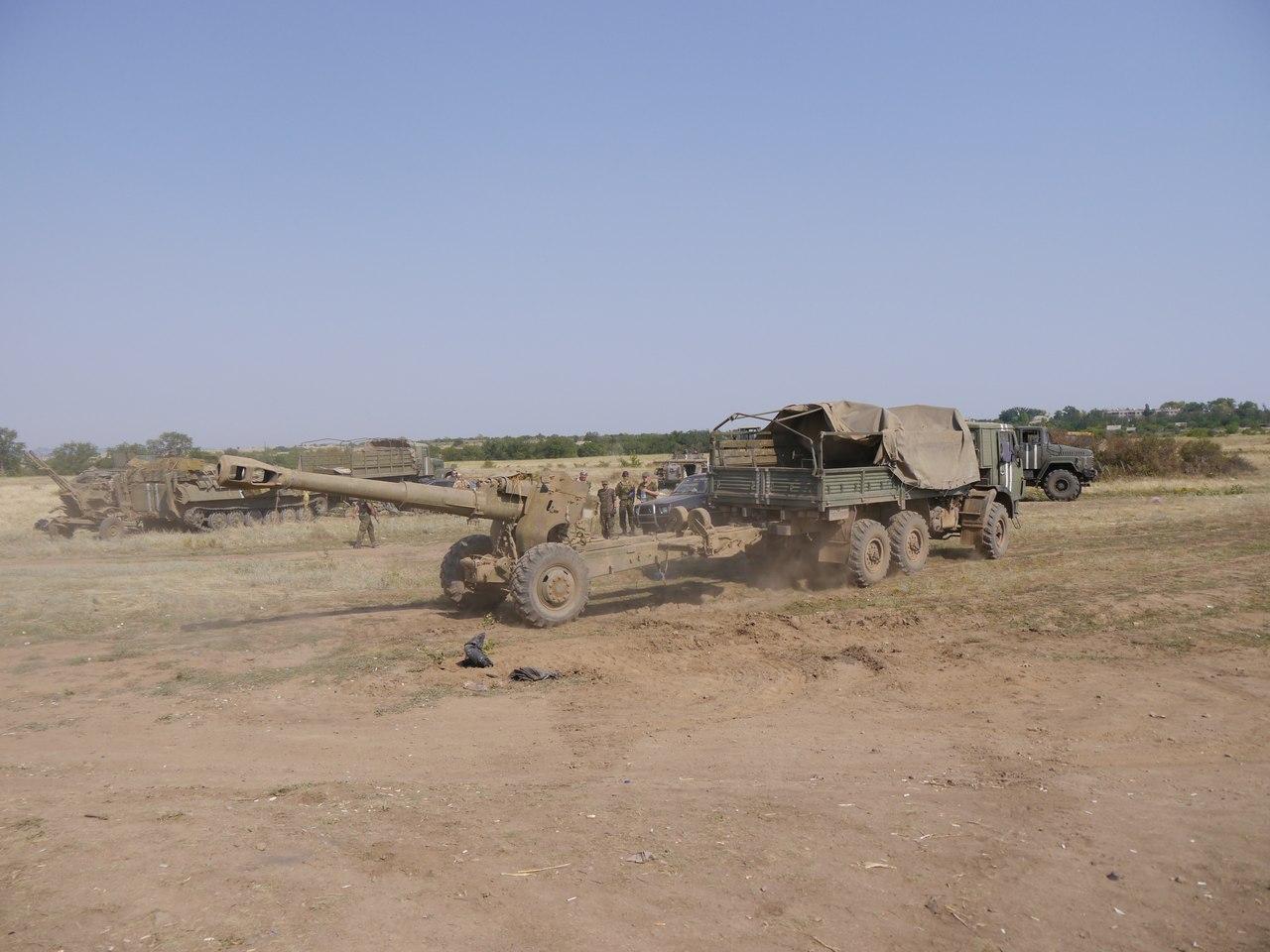 """Украинская армия взяла новую стратегическую высоту вблизи Саур-Могилы: """"С этого объекта можно наблюдать за половиной Донецкой области"""" - Цензор.НЕТ 3976"""