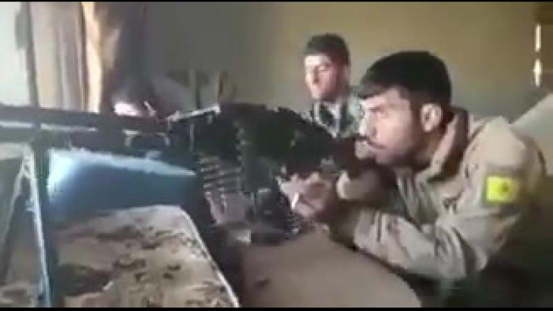 Боестолкновения YPG и турецкой армии в Кобане ФСС