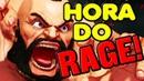 Agora Fiquei Furioso - Street Fighter V AE Ranked Matches