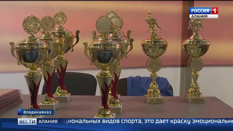 Дзюдоисты Северной Осетии заняли первое место на Всероссийском фестивале народных игр и национальных