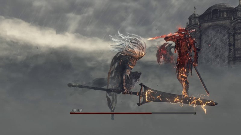 3X health Soul of Cinder VS Nameless King