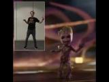 Как создавался танец малыша грута