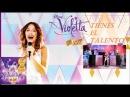 Violetta En Vivo Cd Thack 2 Tienes El Talento