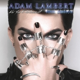 Adam Lambert альбом For Your Entertainment (Tour Edition)