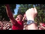 Epic Liverpool Fan Song Allez Allez Allez in Kyiv, Jamie Webster + aBossNight Kiev, UCL Final 2018