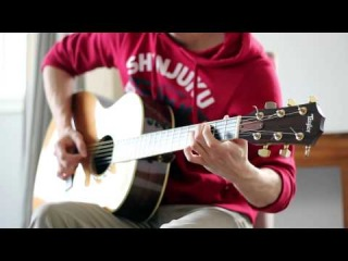 (High4, IU 아이유) Not Spring, Love, or Cherry Blossoms(봄,사랑,벚꽃 말고) - Fingerstyle Guitar Cover