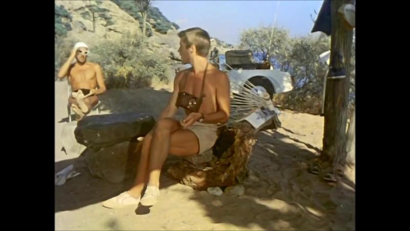 «Три плюс два» (1963) — Я читаю дютюктивный роман!