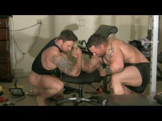 Muscle domination wrestling - mutant vs specimen