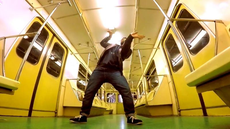 Ricardo Do Rego | Dance Night Steet | Moscow Metro | 2018