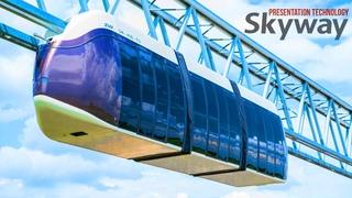 SkyWay - Usability Presentation Technology l #skyway