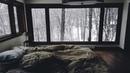 Cozy in the snow reddit