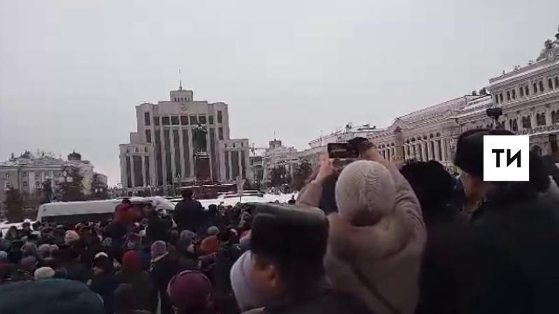 Илһам Шакировны соңгы юлга озаталар. 18.01.2019