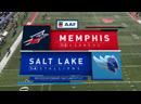 AAF 2019 / Week 06 / Memphis Express - Salt Lake Stallions / 1H / EN