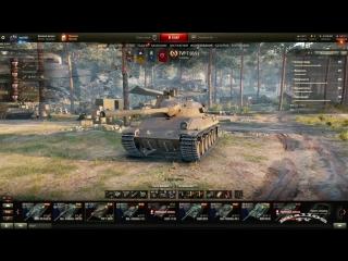 [kua1102 TV] ЛБЗ 2.0 в World of Tanks: рекомендации по прохождению задач в ветке Коалиция в операции Excalibur