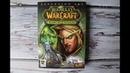 Коллекционное издание ПК Collector s Edition PC World Of Warcraft The Burning Crusade –распаковка