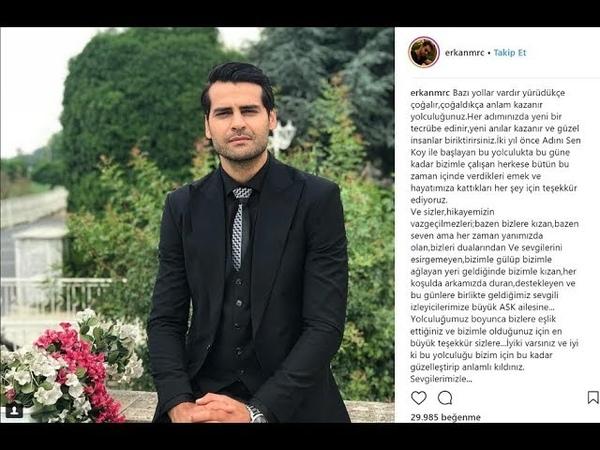 Erkan Meriç Adını Sen Koy'dan Ayrıldığını Açıkladı