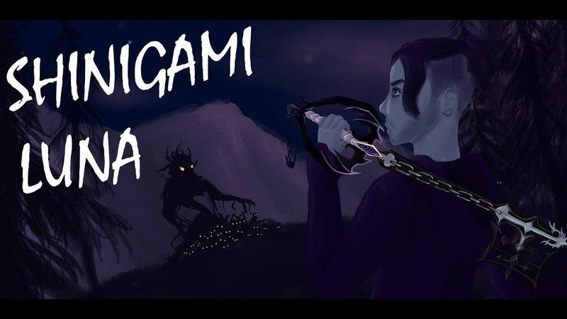 SHINIGAMI LUNA 「ПЕРЕВОД」「RUS SUB」
