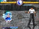 WHO IS THE STRONGEST Touhou MUGEN Cirno vs Chuck Norris