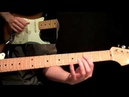 Sultans Of Swing Guitar Lesson Pt.5 - Dire Straits - Verse Four