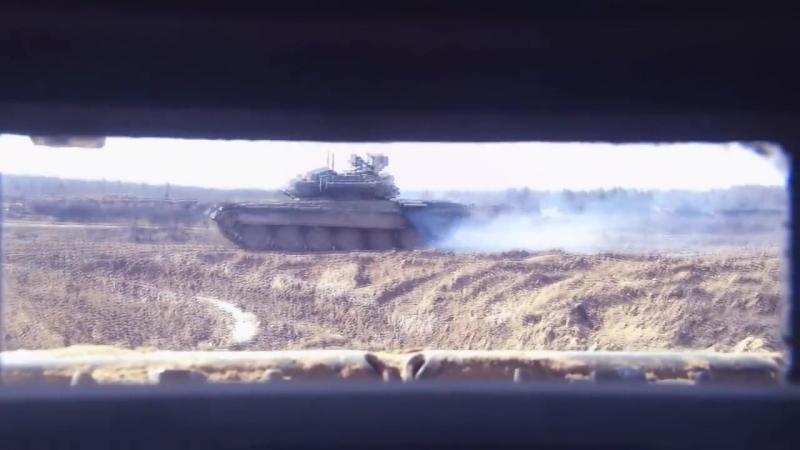 АРМИЯ-ТАНКИ -КОВРОВ Танковый батальон 30616-7 п. Пакино