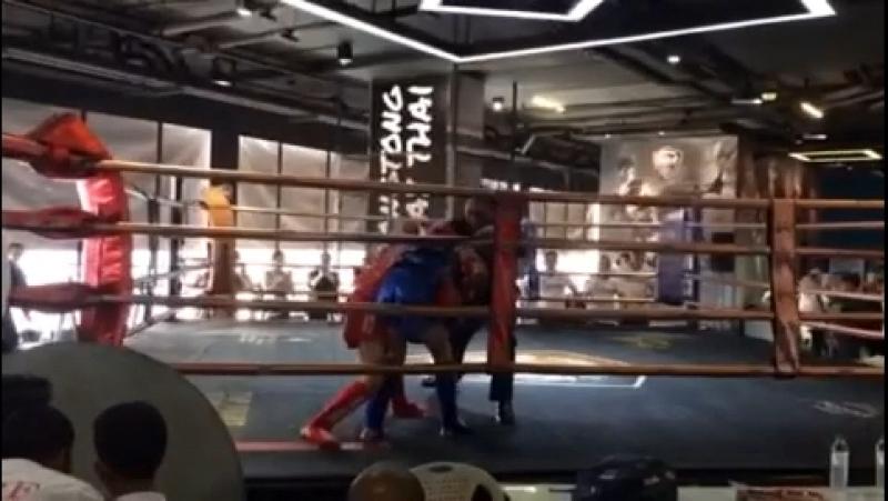 Чемпионат мира по муай тай г.Бангкок (Тайланд) 11-19.03.2018 (финал 1 раунд)