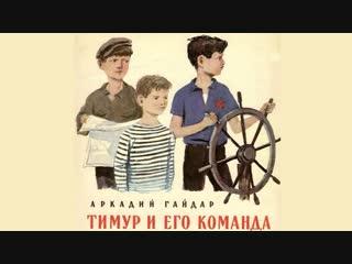 Тимур и его команда (1940, Александр Разумный)