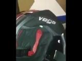 Прикупил новый шлем. Видео приколы