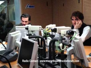 Florent Mothe - Mikelangelo Loconte - Radio Contact