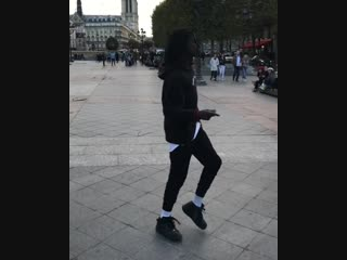 We try to do like MJ Michael Jackson Challenge